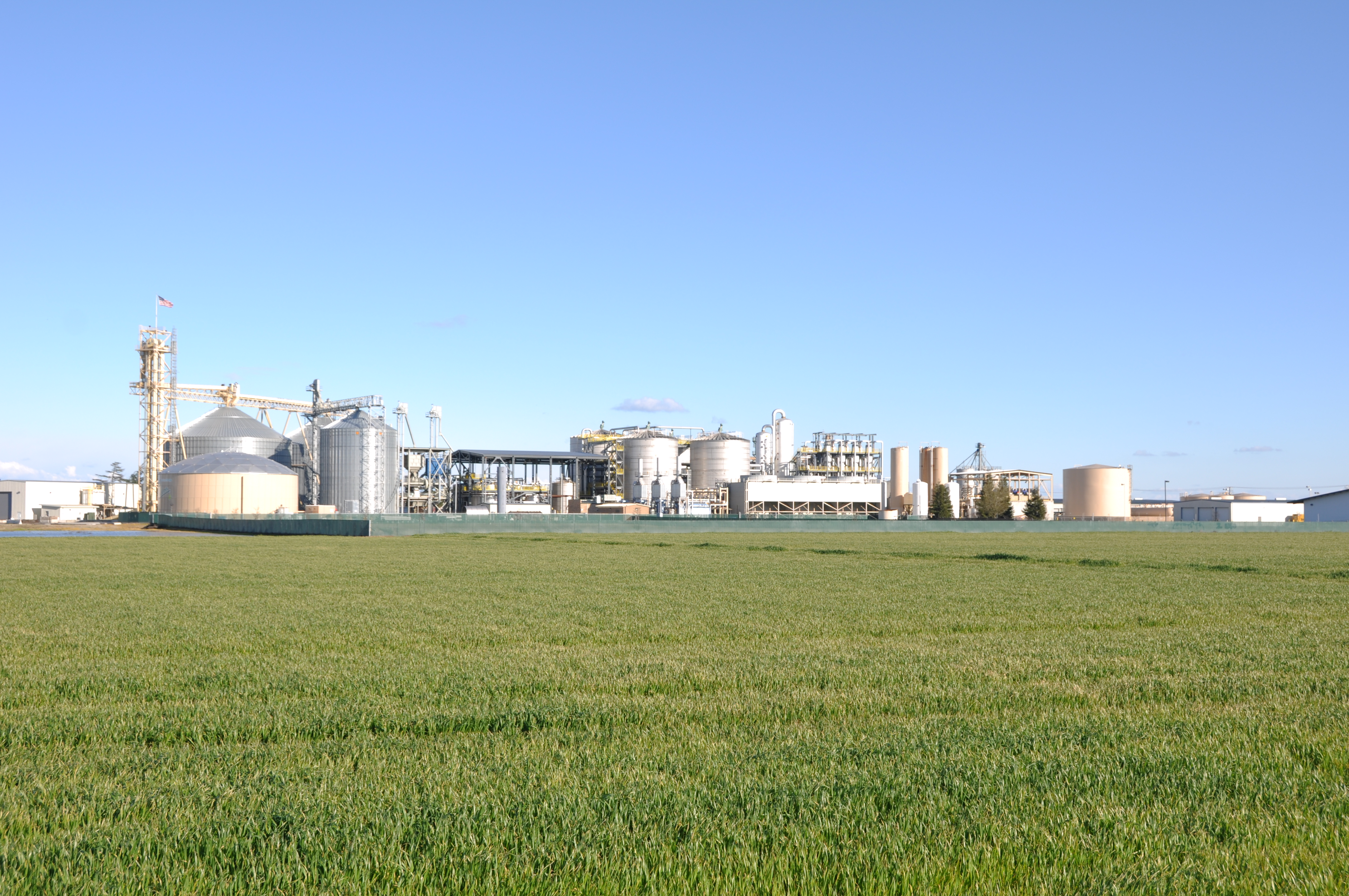 Ethanol production facility in Keyes, CA