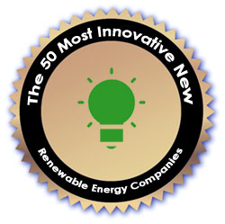 Aemetis Selected for 50 Most Innovative New Renewable Energy Companies